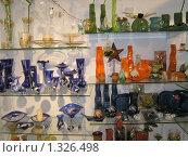 Витрина с подсвечниками (2005 год). Редакционное фото, фотограф Жанна Яцук / Фотобанк Лори