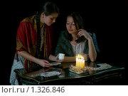Купить «Гадание на Святки», фото № 1326846, снято 19 декабря 2009 г. (c) Кузнецова Юлия (aka Syaochka) / Фотобанк Лори