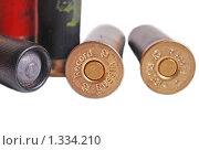 Купить «Патроны», фото № 1334210, снято 30 декабря 2009 г. (c) Глазков Владимир / Фотобанк Лори
