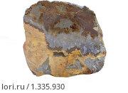 Купить «Образец серебросодержащей руды», фото № 1335930, снято 27 сентября 2006 г. (c) Анна Зеленская / Фотобанк Лори