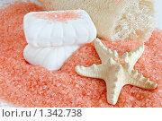 Купить «Предметы для спа», фото № 1342738, снято 1 февраля 2009 г. (c) Наталия Евмененко / Фотобанк Лори