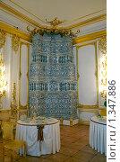 Купить «Царское Село. Екатерининский дворец», фото № 1347886, снято 20 июля 2009 г. (c) Олег Титов / Фотобанк Лори