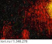 Злое лимонное солнце (Арт стиль Джузеппе Арчимбольдо) Стоковая иллюстрация, иллюстратор Юрий Гундоров / Фотобанк Лори