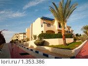 Купить «Бунгало в отеле Tropicana Grand Oasis Resort, Шарм-эль-Шейх, Египет», фото № 1353386, снято 3 декабря 2009 г. (c) Сергей Плюснин / Фотобанк Лори