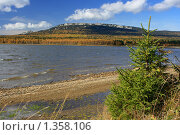 Купить «Озеро Зюраткуль», фото № 1358106, снято 22 августа 2018 г. (c) Игорь Потапов / Фотобанк Лори