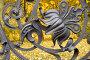 Решетка ограды Михайловского сада. Санкт-Петербург, эксклюзивное фото № 1378582, снято 20 октября 2009 г. (c) Александр Алексеев / Фотобанк Лори