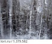 Купить «Лед, фон», фото № 1379582, снято 27 декабря 2009 г. (c) Neta / Фотобанк Лори