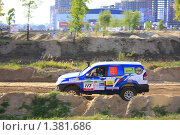 Volkswagen, внедорожник (2009 год). Редакционное фото, фотограф Евгений Яковлев / Фотобанк Лори