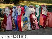 Одежда крымских татар. Стоковое фото, фотограф Завриева Елена / Фотобанк Лори