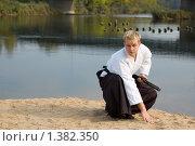 Купить «Восточные единоборства», фото № 1382350, снято 1 октября 2006 г. (c) Andrejs Pidjass / Фотобанк Лори
