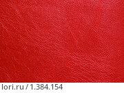 Купить «Красная кожа», фото № 1384154, снято 7 марта 2007 г. (c) Andrejs Pidjass / Фотобанк Лори