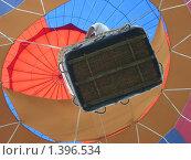 Воздушный шар. Стоковое фото, фотограф Дмитрий Ведешин / Фотобанк Лори