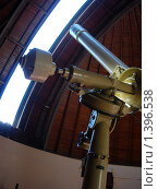 Телескоп. Стоковое фото, фотограф Дмитрий Ведешин / Фотобанк Лори
