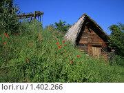 Чешская деревня. Стоковое фото, фотограф Наталья Перекот / Фотобанк Лори