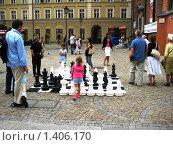 На площади у ратуши во Вроцлаве (2008 год). Редакционное фото, фотограф Светлана Степачёва / Фотобанк Лори