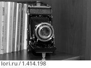 Старый фотоаппарат (2009 год). Редакционное фото, фотограф Кирилл Пирязев / Фотобанк Лори
