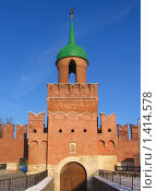 Одоевские ворота (2010 год). Редакционное фото, фотограф Дульнев Михаил / Фотобанк Лори