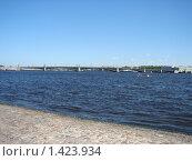 Троицкий мост (2006 год). Стоковое фото, фотограф Константин Григорьев / Фотобанк Лори