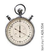 Купить «Старый секундомер», фото № 1426554, снято 29 января 2010 г. (c) Сергей Лаврентьев / Фотобанк Лори