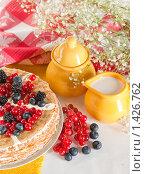 Блинный пирог, эксклюзивное фото № 1426762, снято 27 января 2010 г. (c) Давид Мзареулян / Фотобанк Лори