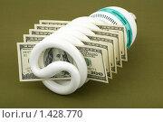 Купить «Сэкономленные деньги», фото № 1428770, снято 30 января 2010 г. (c) Игорь Веснинов / Фотобанк Лори