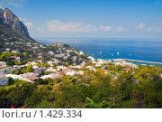 Купить «Остров Капри, Италия», фото № 1429334, снято 7 октября 2009 г. (c) vale_t / Фотобанк Лори