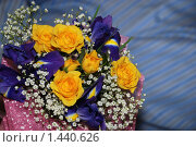 Купить «Букет роз», фото № 1440626, снято 23 января 2010 г. (c) Боев Дмитрий / Фотобанк Лори