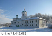 Купить «Псков, Мирожский монастырь», фото № 1443682, снято 17 января 2010 г. (c) Сергиенко  Александр / Фотобанк Лори
