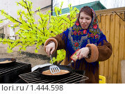 Купить «Масленица», фото № 1444598, снято 9 апреля 2020 г. (c) Целоусов Дмитрий Геннадьевич / Фотобанк Лори
