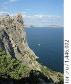 Крым, поселок Новый Свет. Гора (2008 год). Стоковое фото, фотограф Андрей Спирин / Фотобанк Лори