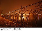 Ночная набережная. Стоковое фото, фотограф Константин Попов / Фотобанк Лори