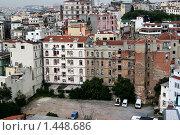 Дома Стамбула (2009 год). Редакционное фото, фотограф Воронина Милана / Фотобанк Лори