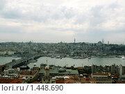 Панорама Стамбула (2009 год). Стоковое фото, фотограф Воронина Милана / Фотобанк Лори