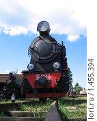 Село Талицы. Музей паровозов (2007 год). Редакционное фото, фотограф Павел Красихин / Фотобанк Лори