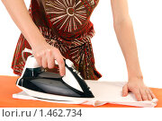 Купить «Домохозяйка», фото № 1462734, снято 7 февраля 2010 г. (c) Нилов Сергей / Фотобанк Лори