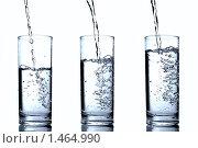 Купить «Вода в стакане», фото № 1464990, снято 8 декабря 2008 г. (c) Ярослав Данильченко / Фотобанк Лори