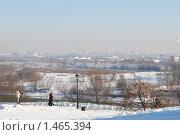 Купить «Коломенское. Москва. Россия», фото № 1465394, снято 7 февраля 2010 г. (c) Екатерина Овсянникова / Фотобанк Лори