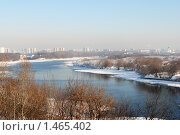 Купить «Коломенское. Москва. Россия», фото № 1465402, снято 7 февраля 2010 г. (c) Екатерина Овсянникова / Фотобанк Лори