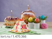 Купить «Пасха», эксклюзивное фото № 1470366, снято 11 февраля 2010 г. (c) Сергей Лаврентьев / Фотобанк Лори