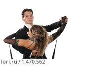 Купить «Танцующая пара», фото № 1470562, снято 22 сентября 2007 г. (c) Efanov Aleksey / Фотобанк Лори