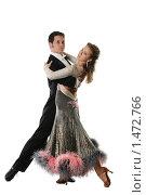 Купить «Танцующая пара», фото № 1472766, снято 22 сентября 2007 г. (c) Efanov Aleksey / Фотобанк Лори
