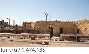 Купить «Крепость в Эль-Кусейр. Египет», фото № 1474138, снято 29 декабря 2009 г. (c) Яков Филимонов / Фотобанк Лори