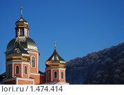Церковь в Яремче (2008 год). Стоковое фото, фотограф Толкачева Мария / Фотобанк Лори