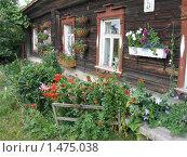 Купить «Суздаль. Нарядный деревянный дом.», фото № 1475038, снято 8 июля 2007 г. (c) Елена Беклемищева / Фотобанк Лори