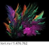 Цветные кристаллы. Стоковая иллюстрация, иллюстратор Гузынин Тимофей / Фотобанк Лори