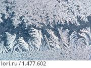 Купить «Морозный узор на стекле», фото № 1477602, снято 19 апреля 2018 г. (c) Sergey Toronto / Фотобанк Лори