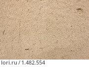 Песок после дождя, текстура. Стоковое фото, фотограф Евгений Гультяев / Фотобанк Лори