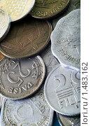 Купить «Монеты», фото № 1483162, снято 21 октября 2019 г. (c) Алексей Хромушин / Фотобанк Лори