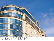 Купить «Современный жилой дом», фото № 1483194, снято 14 сентября 2006 г. (c) Алексей Хромушин / Фотобанк Лори