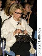 Эвелина Леонидовна Хромченко (2009 год). Редакционное фото, фотограф Владимир Васильев / Фотобанк Лори
